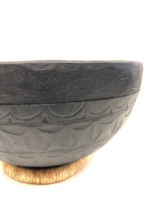 BLACK FULANI BOWL