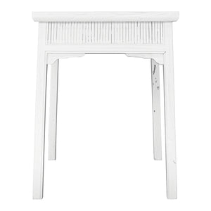 BAMBOO DESK | WHITE