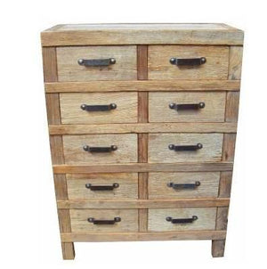BROOKLYN 10 DRAWER CHEST