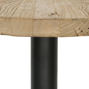 Brunswick Bar Table | Black