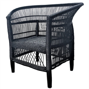 MALAWI CHAIR | BLACK