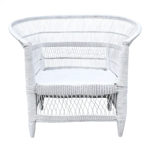 MALAWI CHAIR | WHITE