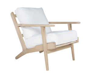 CAMPS BAY SINGLE SEAT | WHITE