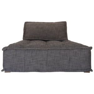 Collins Sofa | Chaise | Dark Grey