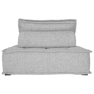 Collins Sofa | Chaise | Light Grey