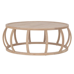 CRABO COFFEE TABLE - NATURAL EUROPEAN OAK
