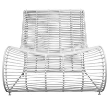 CUBA OCCASIONAL CHAIR - WHITE