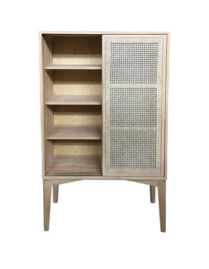 FLORIDA QUAYS | NATURAL TALL CABINET