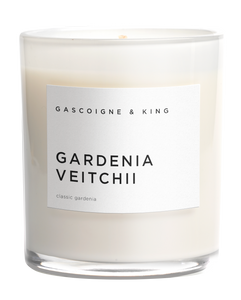 GARDENIA VEITCHII - 400ML CANDLE
