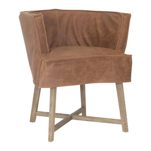 GUATEMALA DINING CHAIR | BROGAN LEATHER