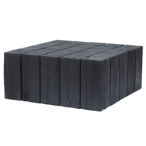 HAMALI COFFEE TABLE - CHARRED