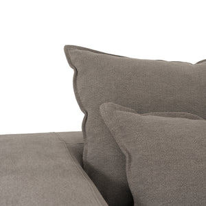 Jagger Sofa | Three Seater | Charcoal