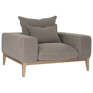 Jagger Sofa | One Seater | Charcoal