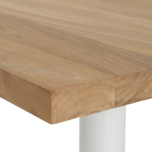 Jonson Dining Table | White