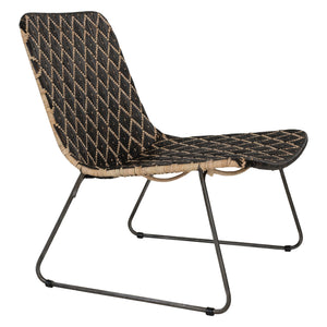Kalundi Occasional Chair | Black