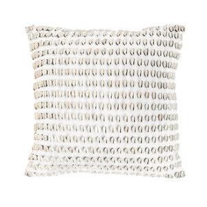 KAURI SHELL CUSHION