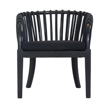 MALAWI TUB CHAIR - BLACK