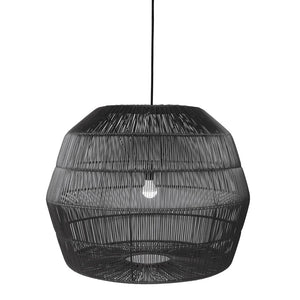 MANDALI PENDANT LIGHT - BLACK