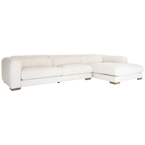MUKURU CORNER SOFA | RIGHT CHAISE