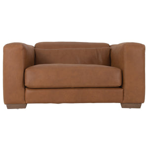 MUKURU SINGLE SEAT LEATHER SOFA