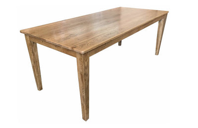 classic oak dining tables village stores