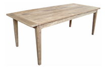 RUSTIC ELM DINING TABLES