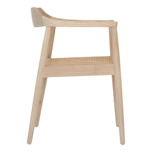 Rita Horn Armchair | Natural