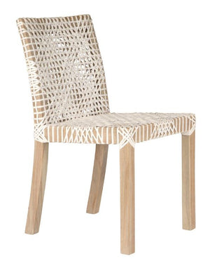 SWENI DINING CHAIR WHITE