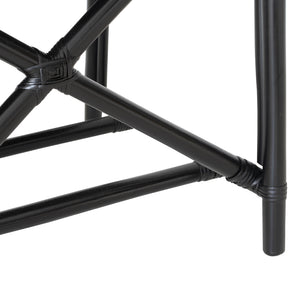 SAFARI ARM CHAIR | BLACK