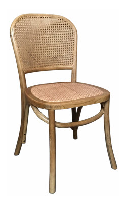 CAYMAN DINING CHAIR NATURAL