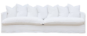 SINGITA SOFA RANGE - WHITE