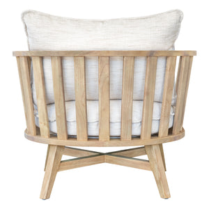 Skukuza Occasional Chair | Natural
