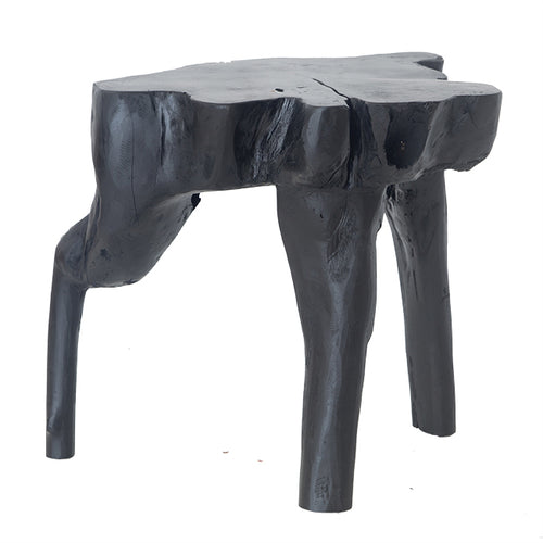 SODWANA STOOL - BLACK