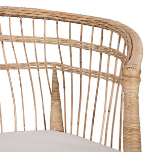 SONGWHE DINING CHAIR | BLONDE