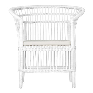 SONGWHE DINING CHAIR | WHITE