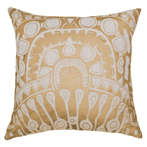TOTEM GOLD CUSHION