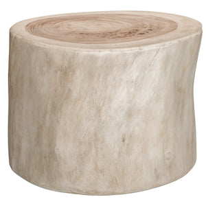 TRUNK SIDE TABLE - NATURAL