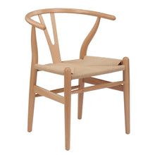 REPLICA WISHBONE CHAIR - NATURAL