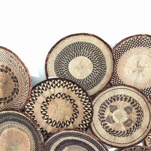 BINGA BASKETS | Natural Set Of 3