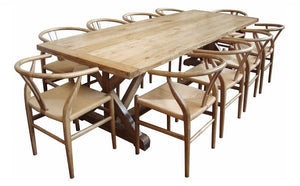 ROMI OAK TABLE