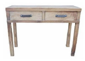 BROOKLYN ELM CONSOLE TABLES