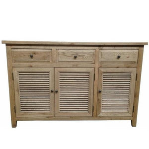 PLANTATION OAK BUFFET - 140CM