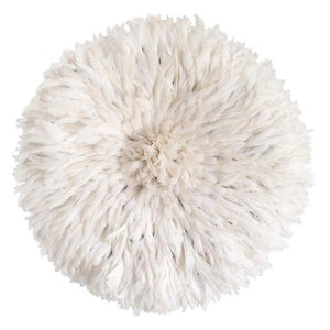 JUJU HEADDRESS WHITE
