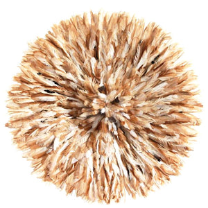 JUJU HEADDRESS BROWN