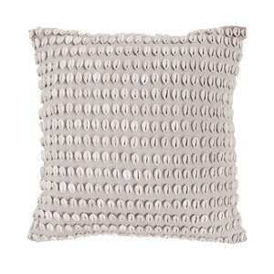 KAURI SHELL CUSHION - NATURAL