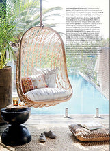 MAKEBA HANGING CHAIR - NATURAL