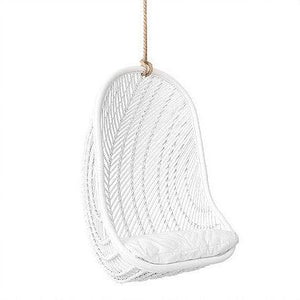 MAKEBA HANGING CHAIR - WHITE
