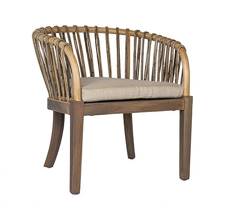 MALAWI TUB CHAIR NATURAL