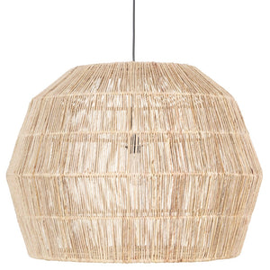 MANDALI PENDANT LIGHT - NATURAL