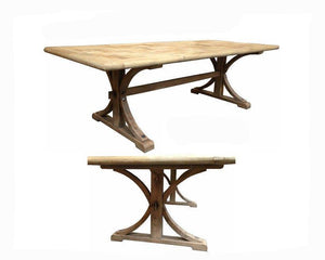 BARBADOS DINING TABLES - RECTANGLE
